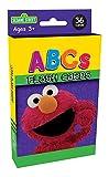 Sesame Street Educational Flashcards-ABC's Alphabet with Elmo