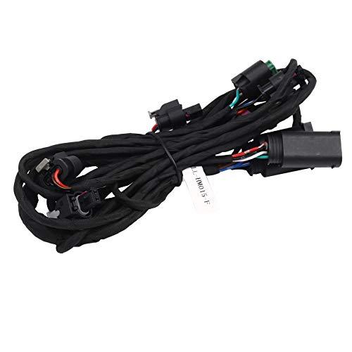 Sonline ArnéS de Cableado del Sensor de Estacionamiento del Parachoques Delantero del Coche Cable PDC Apto para 1 Series F20 F21 F21 LCI 61129251728