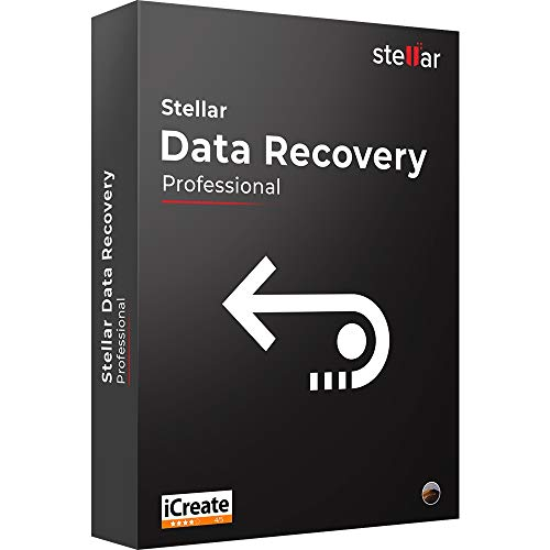 Stellar Data Recovery Software Mac Professional