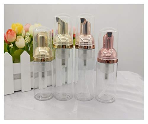 Cosméticos vacíos 10 unids/Lote 30 ml de 60 ml de plástico de plástico de Espuma de Espuma de Espuma de Espuma de plástico dispensador de líquidos Bomba de Espuma de Espuma de champú Botellas de ESP