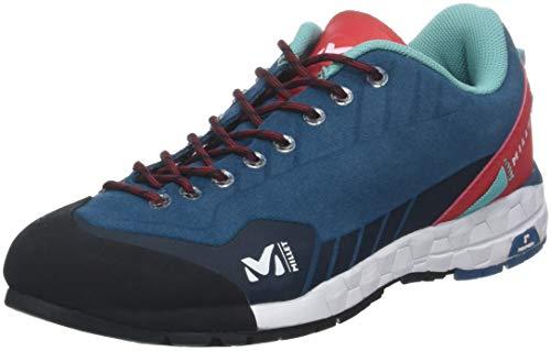 MILLET LD AMURI LTR, Zapatos de Escalada Mujer, Azul (Enamel Blue 7364), 38 EU