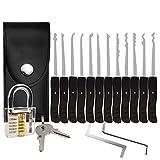 TUODI Stainless Steel Multitool Lock Set - 15 PCS