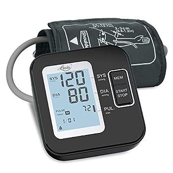 【Cliniquement précis】 Moniteur de pression artérielle entièrement automatique qui a une technique de mesure bien avancée, qui vous fournit la lecture la plus précise. Pratique pour suivre votre santé tous les jours. 【240 Mode mémoire et mode Double u...