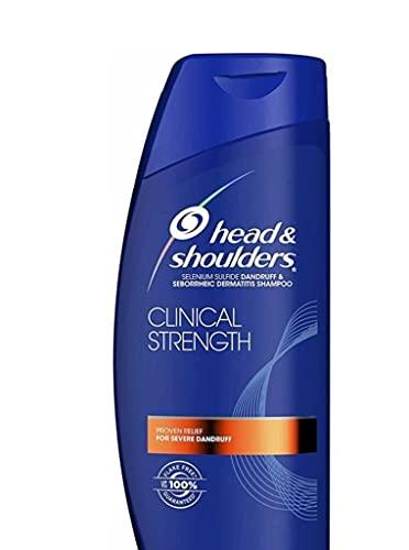 Head and Shoulders Clinical Strength Dandruff Shampoo, 13.5 fl oz