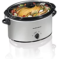 Hamilton Beach Portable 7-Quart Slow Cooker