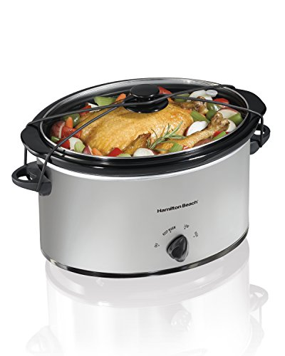 Hamilton Beach 7-Quart Slow Cooker