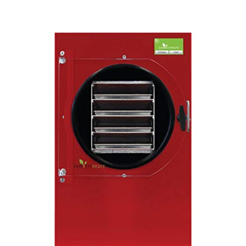 HARVEST RIGHT Home Freeze Dryer - Medium RED