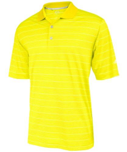 adidas - Camisa Casual - para Hombre Sunburst/White Talla:Small