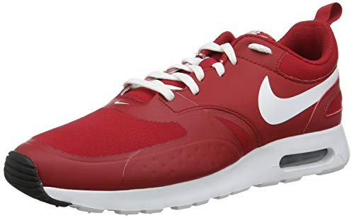 Nike Air Max Vision Mens Running Trainers 918230 Sneakers Shoes (UK 10 US 11 EU 45, Gym red White Black 600)