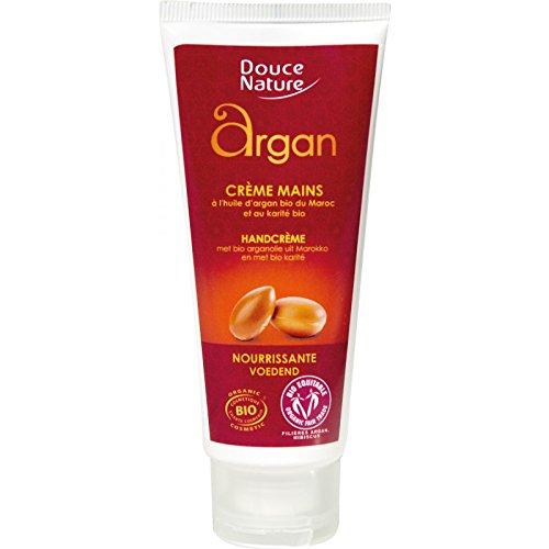 Crème mains nourrissante (huile d'argan et karité bio)