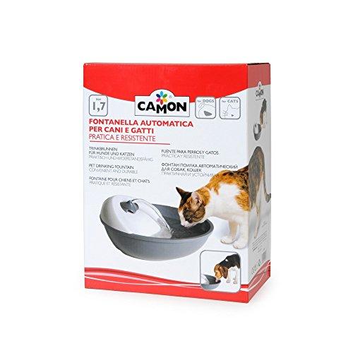 Camon Fontaine Drinking Fountain, Accessoires pour Chien, Accessoires pour Chat, Bols et abreuvoirs.