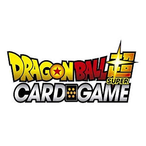 Dragon Ball Super Card Games Série 3-Les Mondes Croisés-Special Pack (4 boosters-Un Manuel-1 Carte édition limitée) x6, 605282b