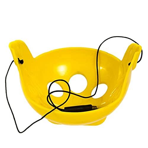 Liadance Carp Fishing Método Alimentador, Cebo del Señuelo De La Jaula Conjunto para La Carpa Barbo Grueso Pesca Amarillo