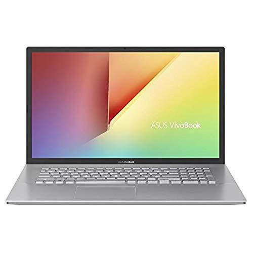 ASUS Vivobook 17 M712DA-AU188T AMD Ryzen 7 3700U 17.3pcs FHD 12Go 512Go NVMe SSD AMD Radeon Vega 10 Sacoche Souris W10H Argent 2a