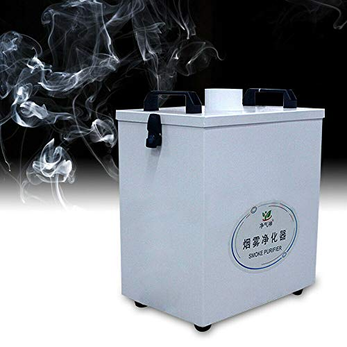 Discover Bargain GDAE10 Smoke Purifier, Pure Air Fume Extractor Smoke Purifier for CNC Laser Engravi...