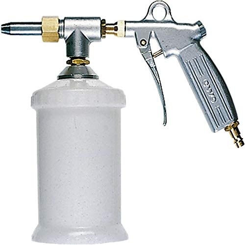 Format 4030875000320–Sandstrahlpistole mit Becher und Stecker EWO