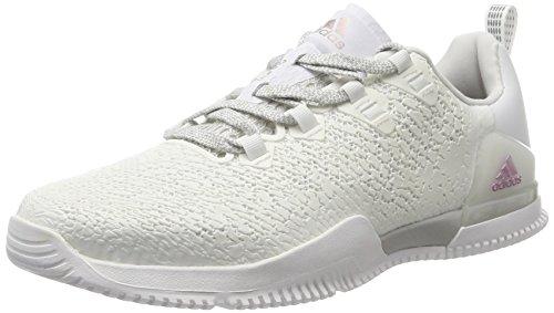 adidas Damen Crazypower Tr W Gymnastikschuhe, Mehrfarbig (FTWR White/Grey Two F17/core Black), 40 EU