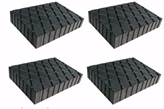 PMD Products Solid Rubber Auto Lift Block Spacer Pad 6-3/8