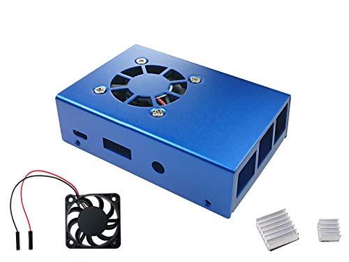 Ventilador Raspberry Pi 3 B+  marca MICRO CONNECTORS