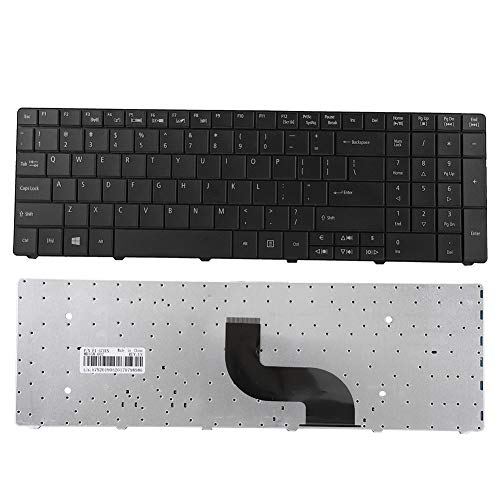 Archuu Laptop Keyboard Replacement for ACER, High Sensitivity Dustproof Replacement Keyboard for Acer E1-531G/E1-531/E1-571G,QWERTY English Layout,No Delay