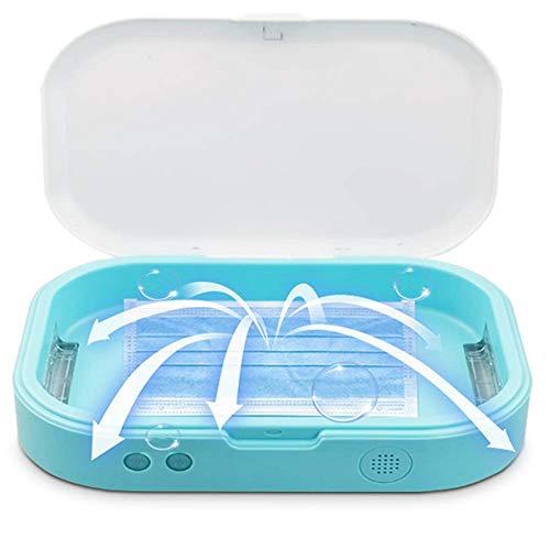 自動紫外線S-terilizer UVデバイスD-isinfectorボックス歯ブラシ顔携帯電話の下着S-terilizationのUSB紫外線光線S-terilizer