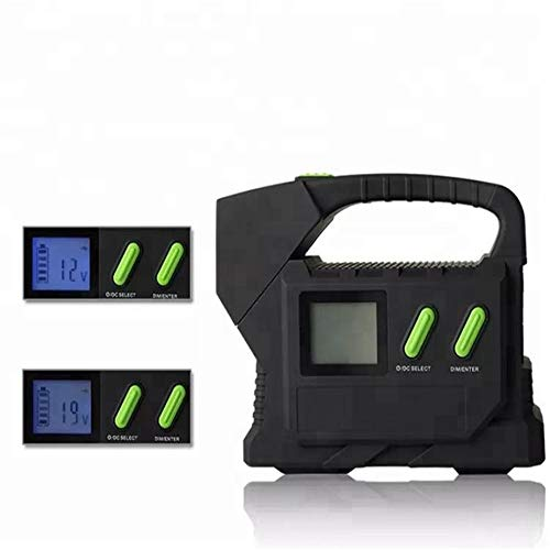 Review QUARKJK Auto Battery Charger Portable Emergency 12v/24v Mini Multi Car Lithium Battery 23100m...