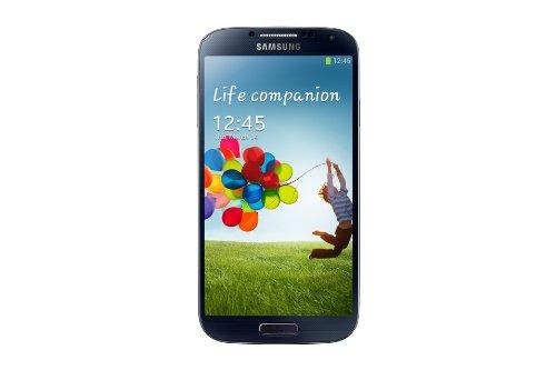Samsung Galaxy S4 Smartphone i9505 (12,7 cm (4.99 Zoll) AMOLED-Touchscreen, 16 GB interner Speicher, 13 Megapixel Kamera, LTE, Android 4.2) black-mist
