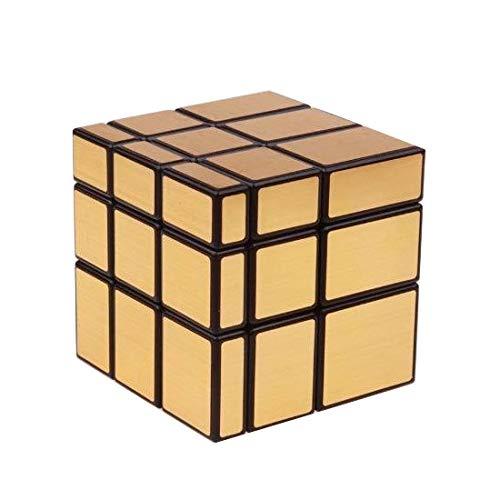 QiYi Mirror Cube Dorado - modificación del Cubo 3x3