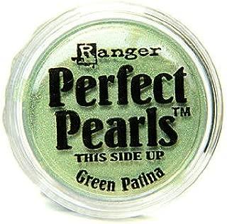 Ranger Perfect Pearls Powder Pigments green patina jar [PACK OF 6 ]