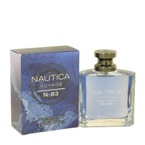 Nautica Voyage N-83 By It is very popular 3.4 oz Toilette Discount mail order Spray Eau for De