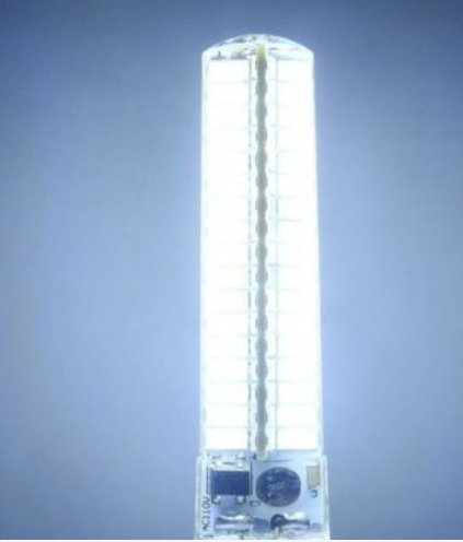 MASUNN E11 7W dimmable SMD5730 Chaud Blanc Pur Blanc 136LEDs maïs Ampoule AC110/220V - 110v - Blanc Pur
