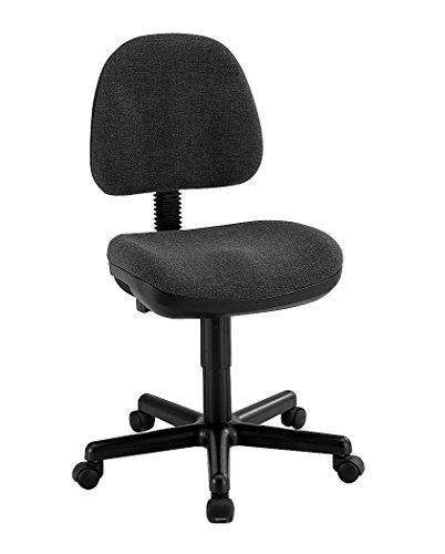 Alvin Black Premo Office Height Ergonomic Chair CH444 40