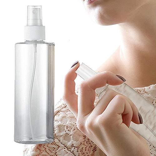 Cheaonglove Botes Viaje Spray Atomizador de Niebla Fina Botella de Aerosol de Maquillaje Botella de Spray respetuosa con el Medio Ambiente Clear