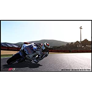MotoGP 13 Sony Playstation PS3 Game UK PAL