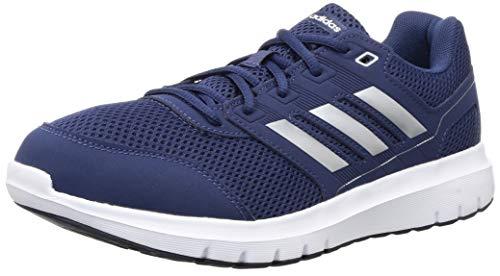 adidas Duramo Lite 2.0, Zapatillas para Correr para Hombre, Tech Indigo/Matte Silver/Legend Ink, 42 2/3 EU