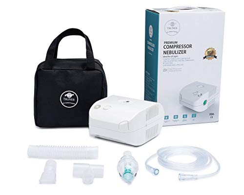 TRUneb Compressor System Nebulizer for Adult and Child Five Year