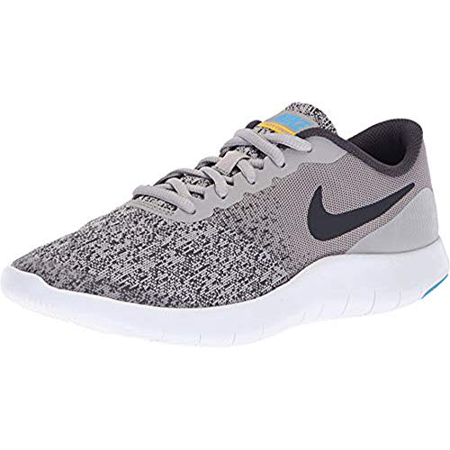 Nike Kids Flex Contact (GS) Running Shoe (7 Big Kid, Atmosphere Grey/Gridiron)