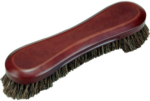 OUTLAW Stained Wood Deluxe Horse Hair Pool...