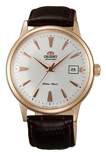 [オリエント時計] 腕時計 オートマティック 国内メーカー保証付き Bambino バンビーノ SAC00002W0