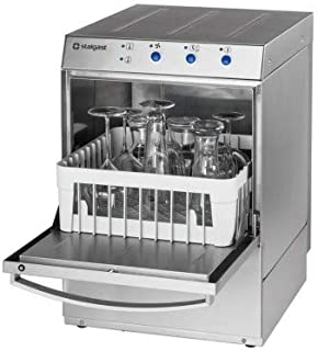 Lave Verres pour Bar - 400 x 400 mm - Stalgast - 220V monophase