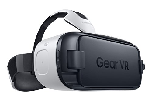 Samsung Gear VR, Virtual-Reality-Brille, Weiß