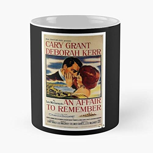 Remember Director Film Cinema Affair An Dvd To Vhs Ray Blu Movie Best Mug holds hand 11oz made from White marble ceramic