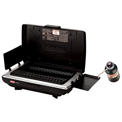 Coleman Camp Propane Grill Camping Features Grills Outdoor Recreation