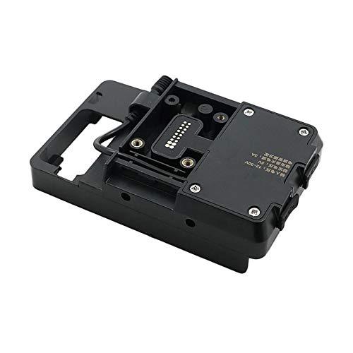 robots master FIT R1200GS LC/ADV 2013-2018 Teléfono móvil Soporte de navegación USB Motocicleta USB Montaje de Carga para BMW R 1200 GS High Verson