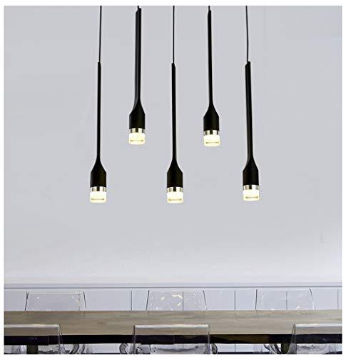 NIUZIMU creatieve hanglamp nieuwe verlichting A LED van aluminium eenvoudig herstel kroonluchter decoratie huis hanglamp hanglamp -7538
