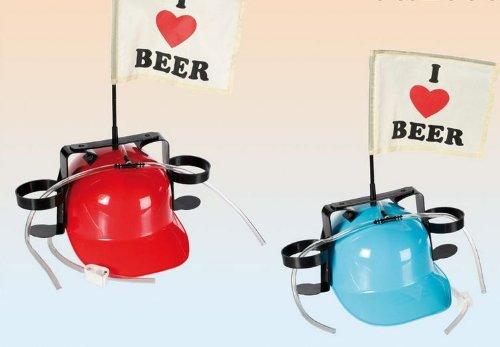 Bier bouwhelm
