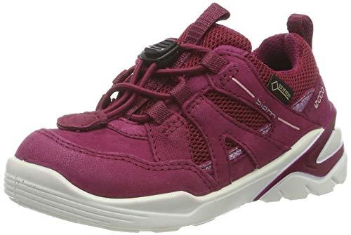 ECCO Mädchen Biom VOJAGE Sneaker, Pink (Red Plum 1293), 38 EU