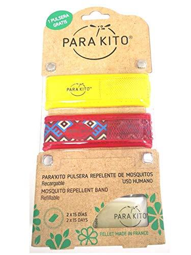 Parakito Parakito Pulsera Repelente Insectos 100 g
