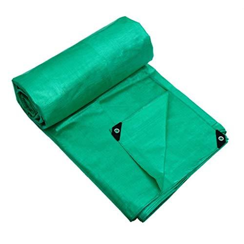 Vele parasole LQ Tela impermeabilizzata per Tetto di Tela Cerata per Camion di Parasole di Stoffa di Stoffa di Protezione Solare (Size : 5m*4m)