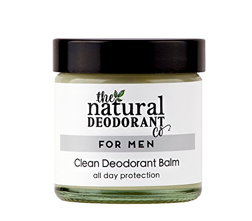 The Natural Deodorant Co. Clean Deodorant Balm for Men by The Natural Deodorant Co. 60ml